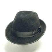 Шляпы фетровые пуховые мужские фото