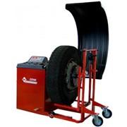 Балансировочный стенд МБК-310 для колес грузовых автомобилей фото