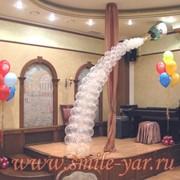 Оформление праздников и банкетов воздушными шарами фото