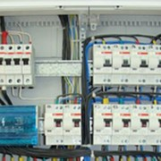 AE Шкаф RAL7035, с МП, 300x300x210mm фото