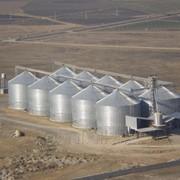 Зернохранилища OBIAL фото