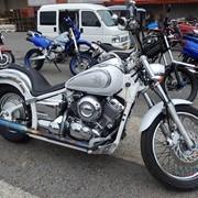 Мотоцикл чоппер No. B4765 Yamaha DRAGSTAR 400 фото