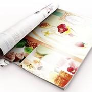 Реклама в журналах фото