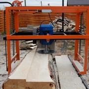 Дисковая угловая пилорама SHINKA - 350 (5,5 кВт) фото