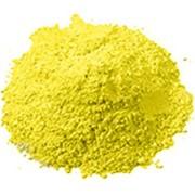 Железоокисный пигмент желтый 313 Оксид железа желтый 313 фото