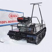 Мотобуксировщик Koira 9E (9 л/с) Аккумулятор в комплекте фото