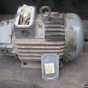 Продаю мотор крановий MTF 312 (15 квт – 1000 об.) фото