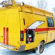 Аварийно-спасательные автомобили АГС-7 021ПВ фото