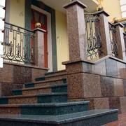 Облицовка натуральным камнем, Отделка натуральным камнем, Севастополь фото