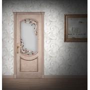 Дверь шпонированная фото