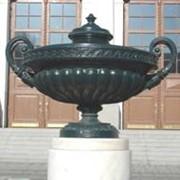 Декоративные вазы фото