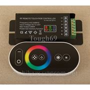 RF RGB контроллер DDH-TC5 радио с сенсорным пультом