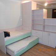 Горка и кровать изготовление на заказ фото