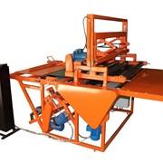 Кашировальный станок для минераловатных плит фото