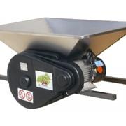 Электрическая дробилка для фруктов, бункер 950х600 мм. фото