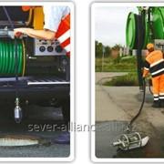 Устранение засоров канализации в Витебске фото