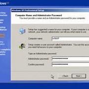 Установка операционной системы WINDOWS фото