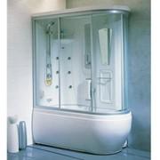 Душевой бокс с турецкой баней и гидромассажной ванной Appollo A-0737/0737R фото