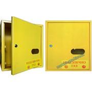 Шкаф (ящик) для регулятора и счётчика газа (450х420х200) Шкафы для газовых счетчиков фото