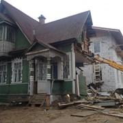 Демонтаж Снос зданий и сооружений, дачных домов фото