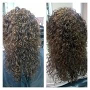 Химическая завивка волос, карвинг, биозавивка фото