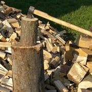 дрова фото