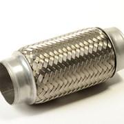 Гофра пламегаситель катализатор трубы изгибы фото