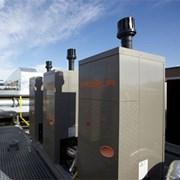 Газовые абсорбционные чиллеры наружной установки. фото