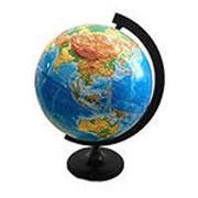 Глобус физический д.320 фото