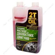 Масло двухтактное MOTOR OIL PREMIUM с дозатором 1литр №631511 фото