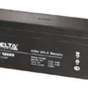 Аккумулятор Delta DT 12022 12V 2.2 фото
