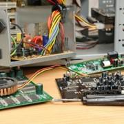 Обслуживание компьютеров и серверов фото