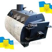 """Отопительная печь """" Эконом 3в1"""" на дровах фото"""