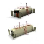 АЗС Бизнес-моноблок объёмом 30 куб фото