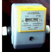 Счетчик газа бытовой турбинный G-2,5 фото