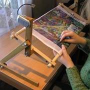 Настольно-диванный станок для вышивания фото