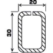 Армирующий профиль для ПВХ конструкций фото