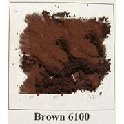 Пигмент железоокисный коричневый (Brown 6100), Taesung Chemical