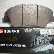 Колодки тормозные Hong Sung HP5153 фото