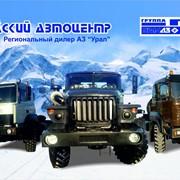 Автомобили КАМАЗ и УРАЛ фото