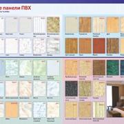 Панели стеновые ПВХ цветные (термопечать) 250*8*2700 (под заказ длина любая) фото