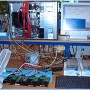Настройка программного оборудования