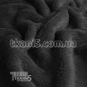 Ткань Махра (велсофт) темно-серый 5452 фото