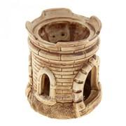 Аквадекор-грот для аквариума Замок 12х12х13см фото