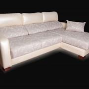 Угловой диван «Де Люкс» фото