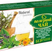 ЗДОРОВЫЙ ЖЕЛУДОК (зеленый) Полезный чай 25ф/п * 2г фото
