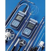 Анемометры воздуха, воздушных потоков и ветра (проффессиональные) фото