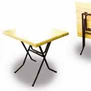 Квадратные столы столешницы массив тип ног - ривьера фото