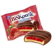 Тарталетки BiSKontik клубника фото