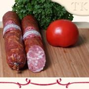 Колбаса полукопченая Боярская фото